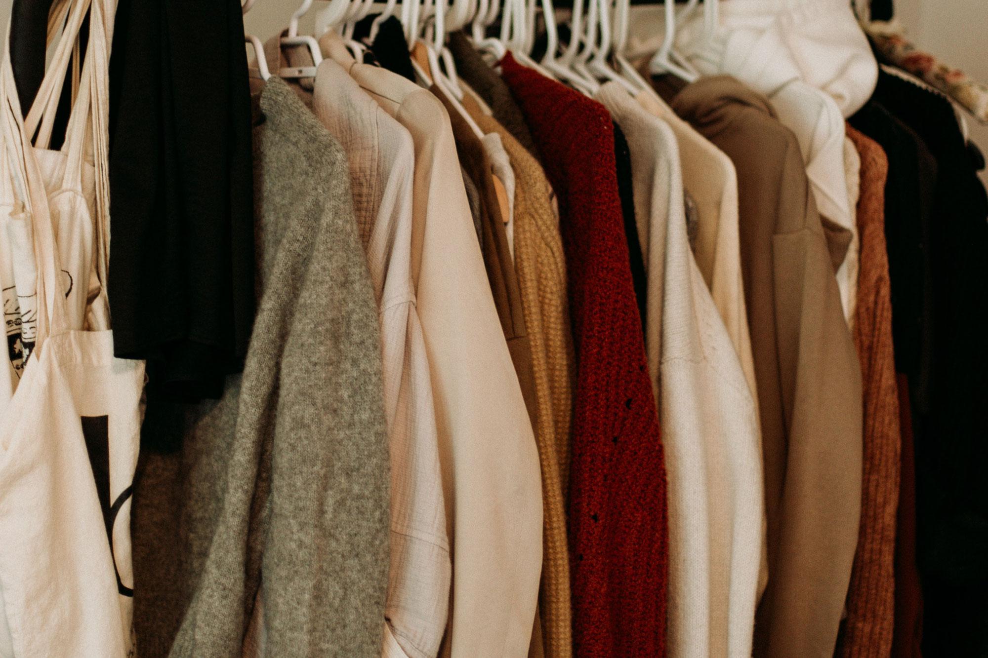 暖かくなったら衣類の入れ替えの時期、みなさんはどうしてますか??