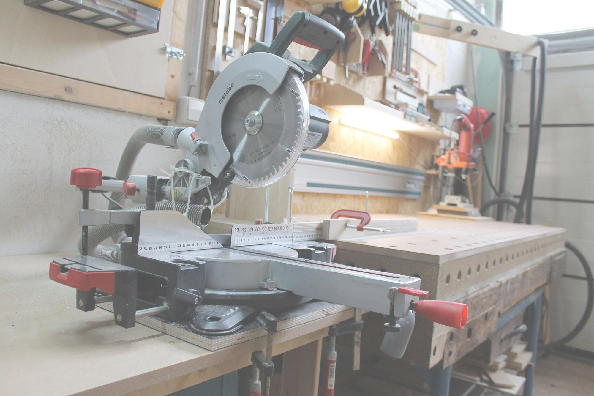 Werkbank selber bauen - Heimwerker - tutorial zum Thema DIY