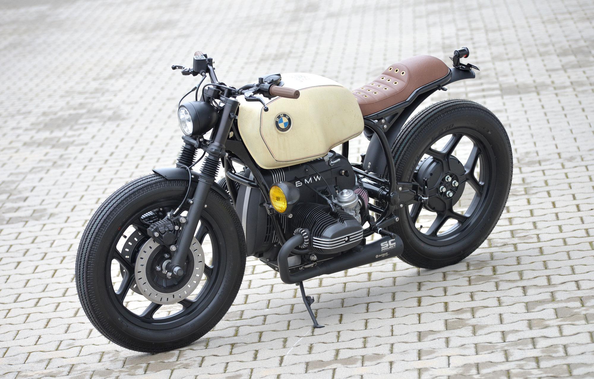 "New Bike: SCHIZZO® ""Patina-Roadster""!"