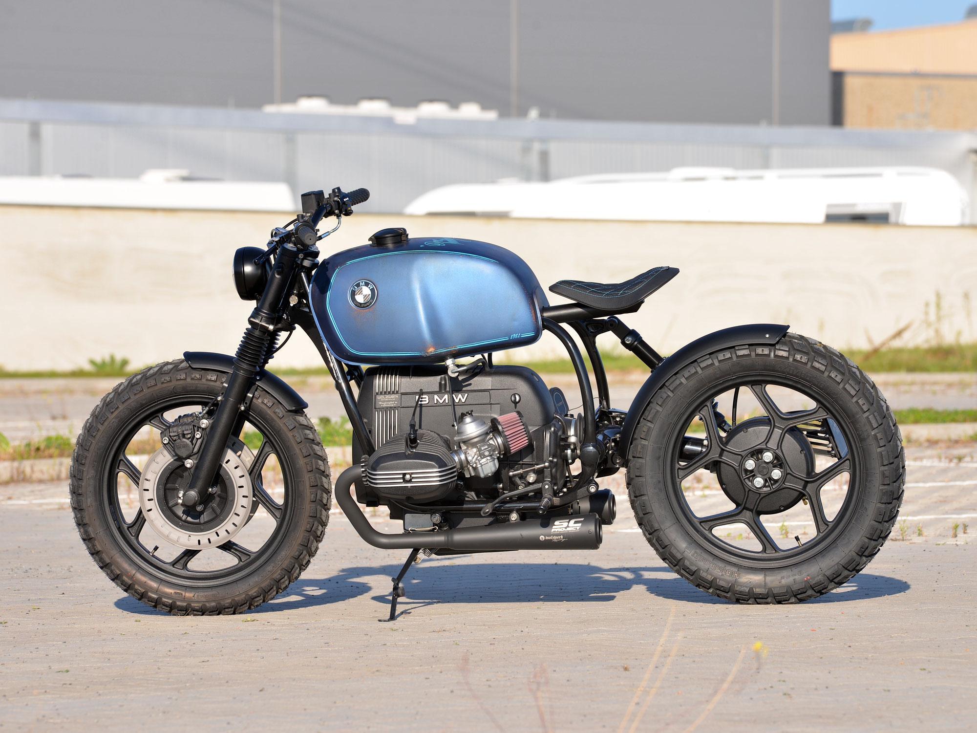 """New Bike: SCHIZZO® Bobber """"Patina-Series""""!"""