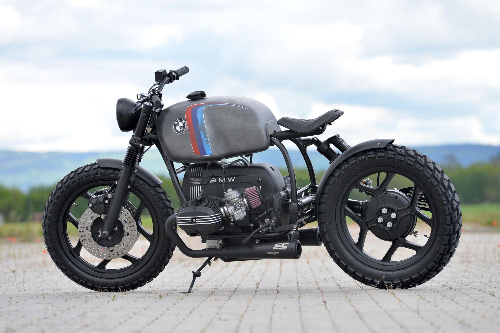 New Bike: SCHIZZO® Patina-Bobber!