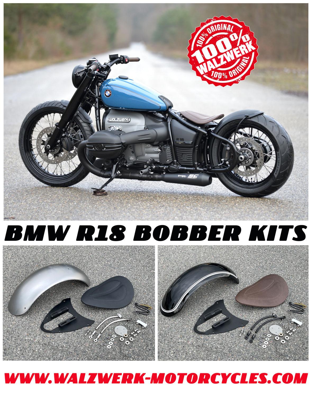 NOW AVAILABLE: WalzWerk® R18 Bobber Kits!
