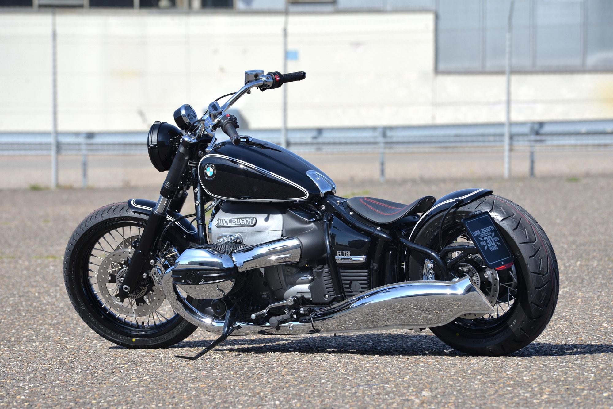 New Bike: WalzWerk® R18 #001
