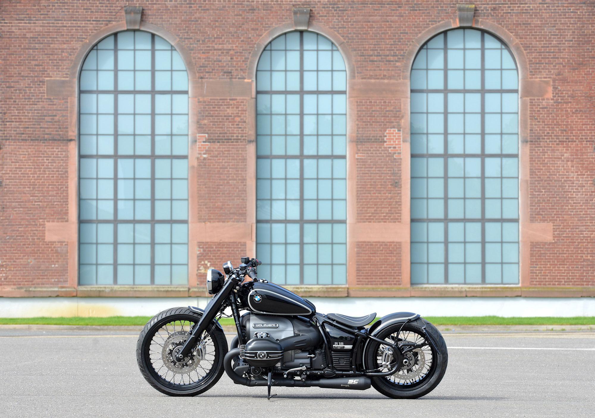 New Bike: WalzWerk® R18 #003
