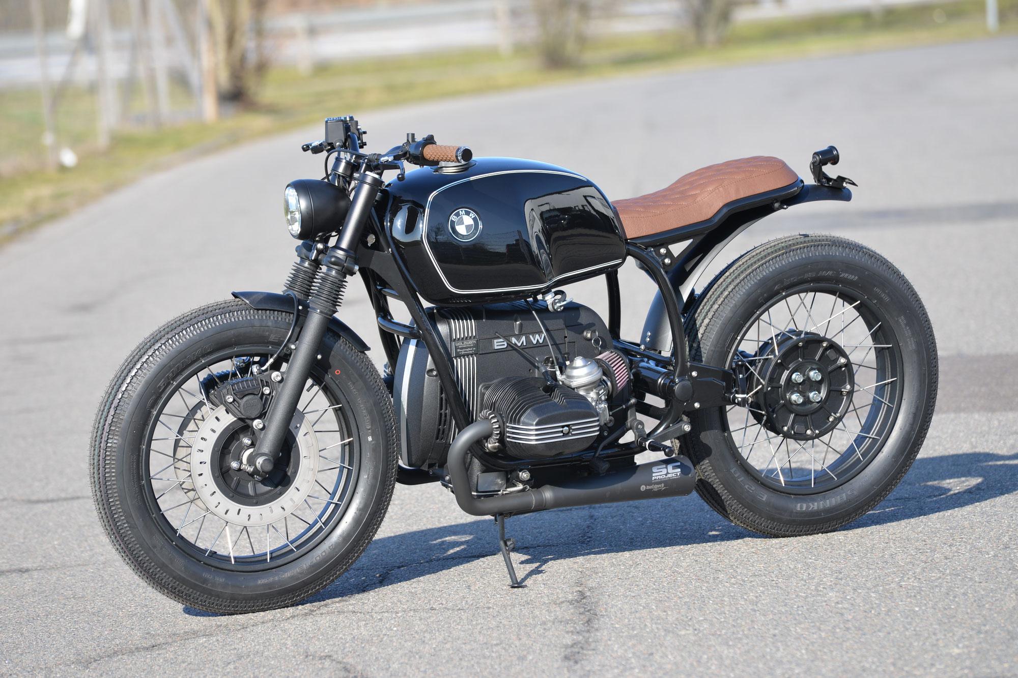 "New Bike: SCHIZZO® Roadster in ""Deep-Black""!"