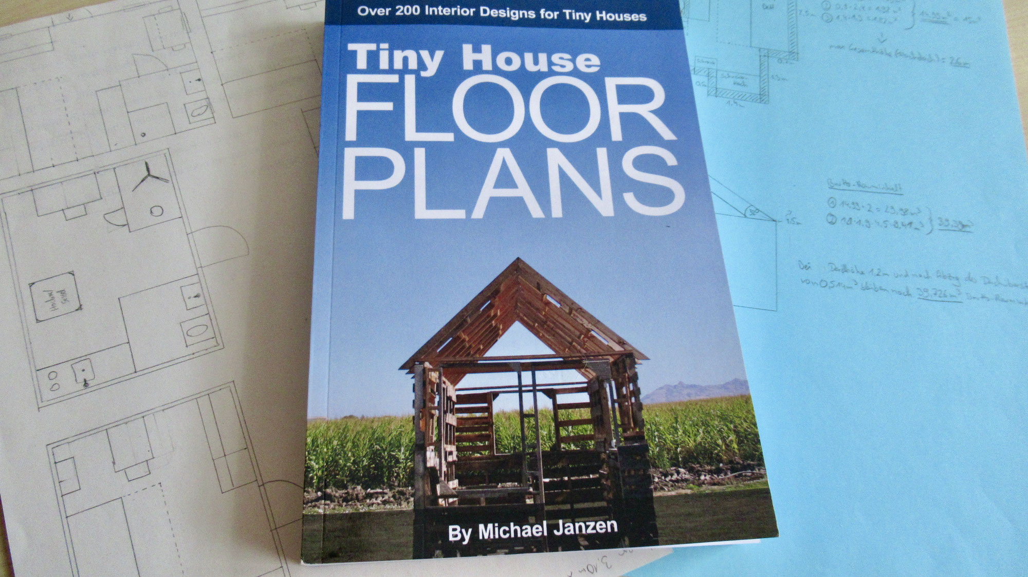 "Rezension zu ""Tiny House Floor Plans"""