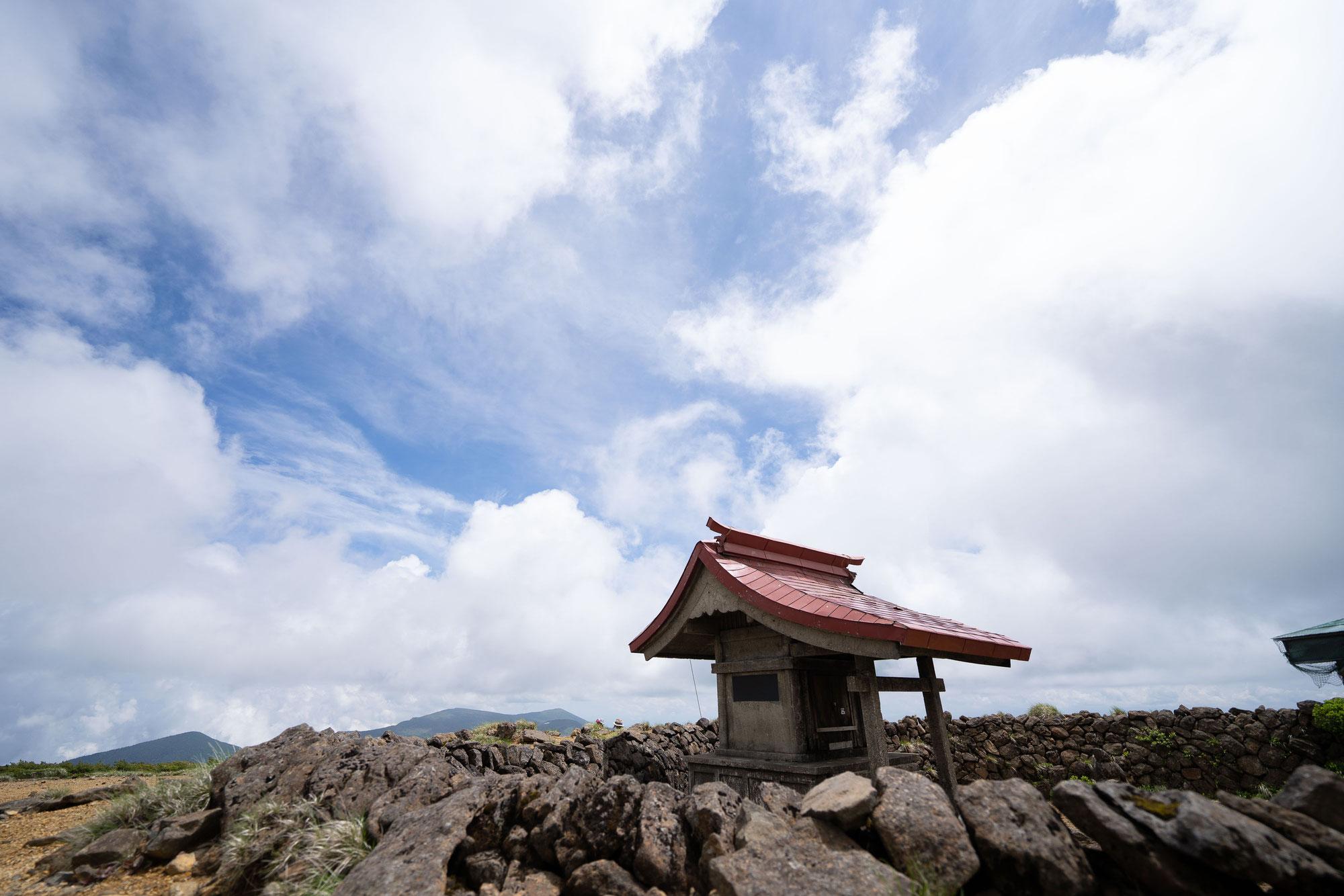 蔵王 熊野岳 刈田岳