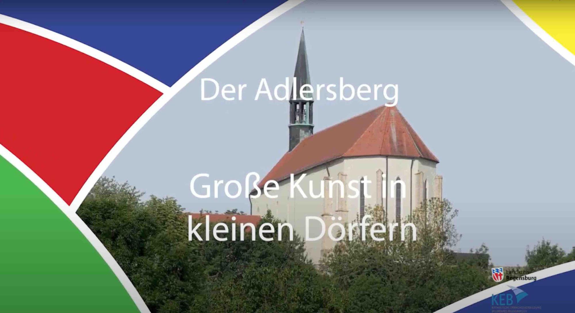 Neue Aufmerksamkeit für das Kloster Adlersberg
