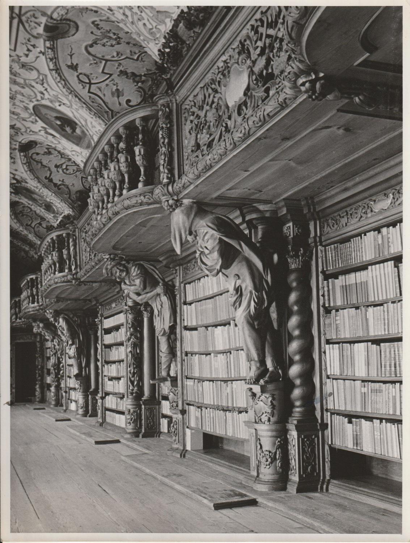 Das Waldsassener Bibliotheksparkett