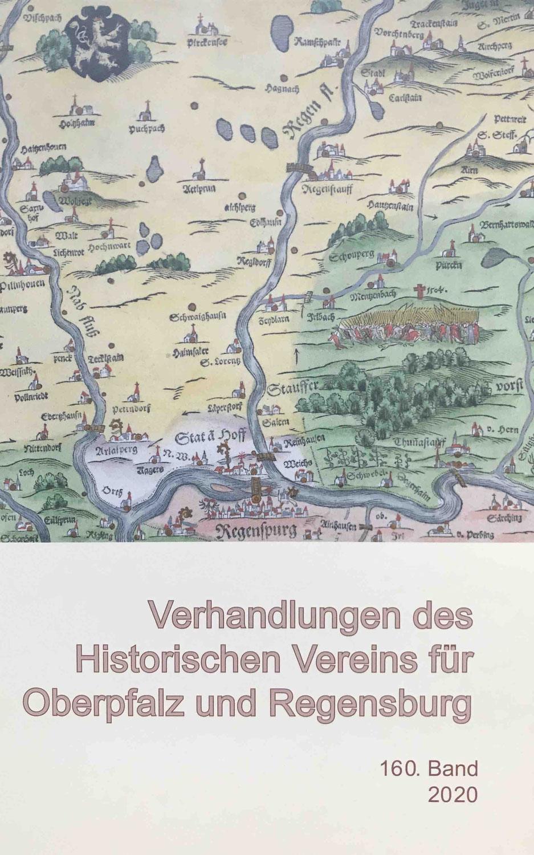 Verhandlungen des Historischen Vereins für Oberpfalz und Regensburg 2020