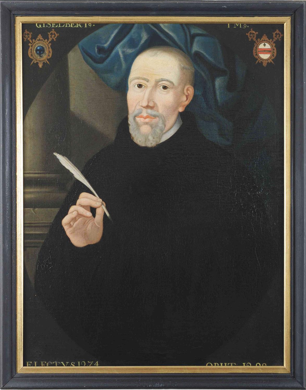 Abt Giselbert von Osek, Waldsassen und Kamp