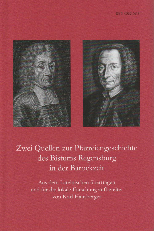 Neue Materialien zur Pfarreiengeschichte des Bistums Regensburg