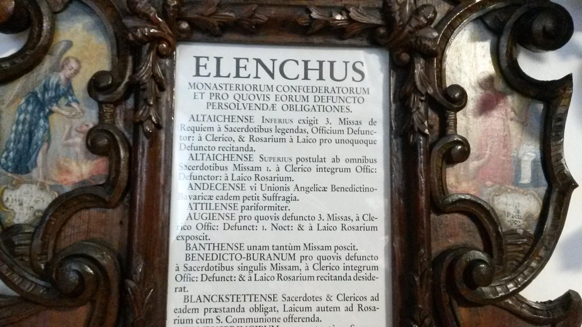 """Der Ensdorfer """"ELENCHUS"""" – Eine bisher unbeachtete Quelle zum frühneuzeitlichen Verbrüderungswesen"""
