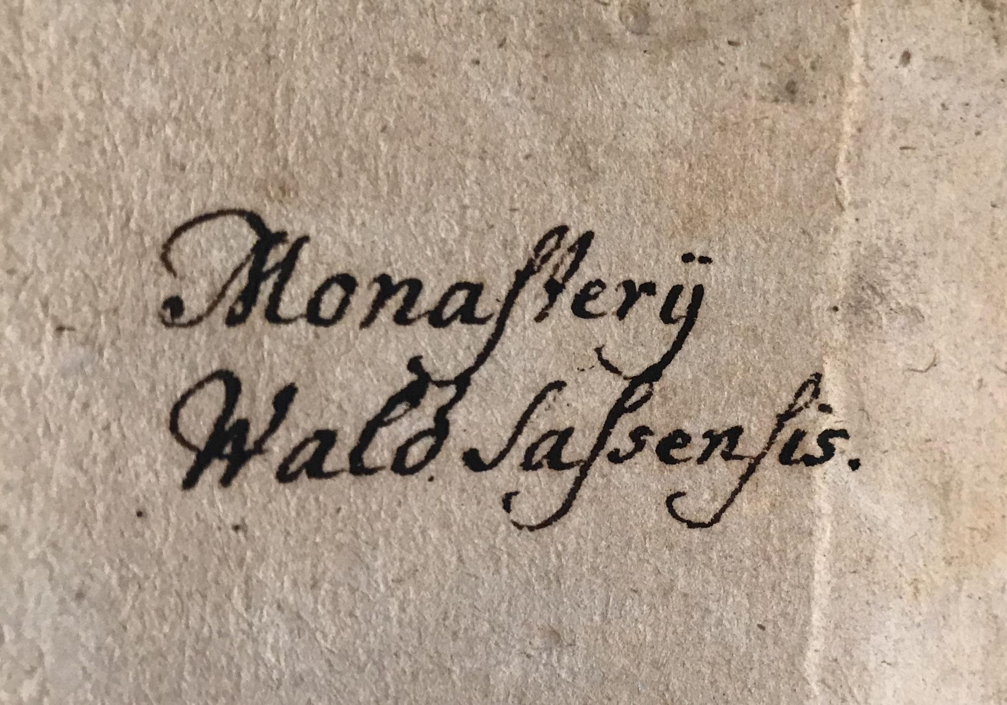 Treibgut der Säkularisation – Bücher aus Oberpfälzer Klosterbibliotheken im Antiquariatshandel