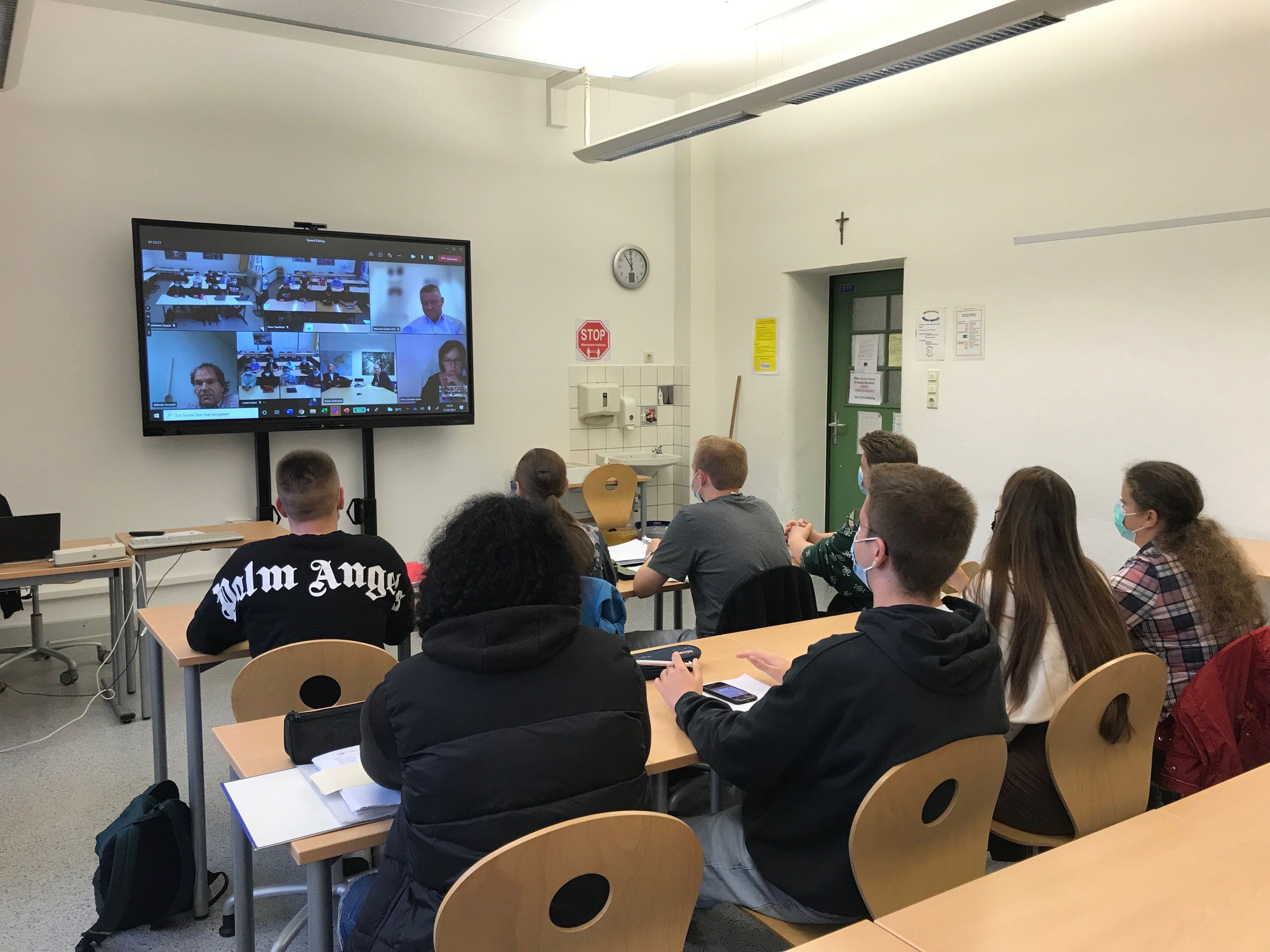 Speed-Dating zur Bundestagswahl - dieses Mal digital