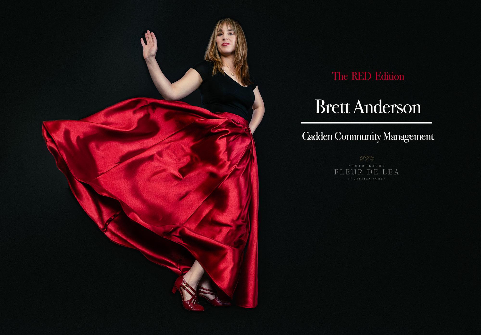 Brett Anderson | The RED Edition {Tucson, Arizona}
