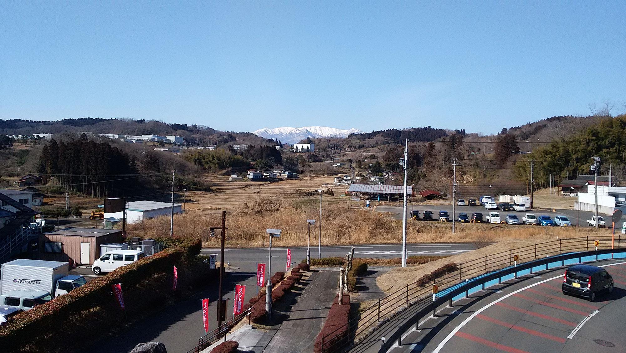 絶景蔵王山