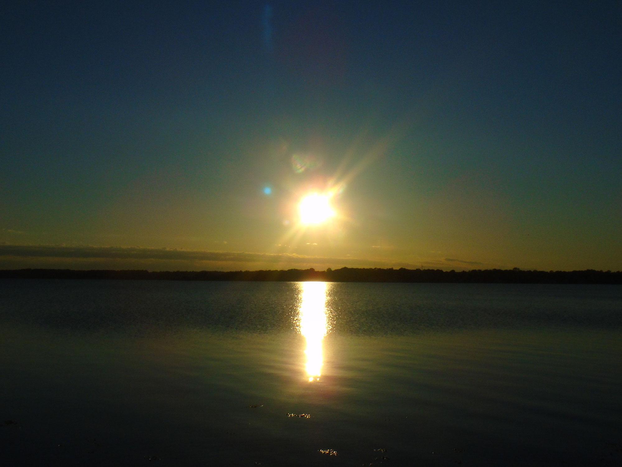 LICHTWESENFOTOGRAFIE: Ich bin die Abendsonne