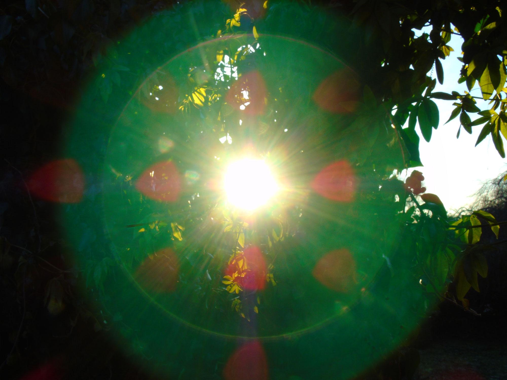 LICHTWESENFOTOGRAFIE: Dein Diamant darf sich entfalten - oder:  Volle Leucht-Kraft voraus!