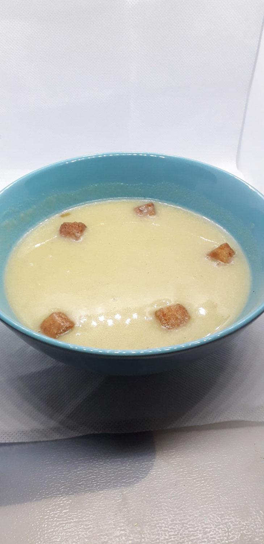Potage au Safran de Cotchia produit par https://www.instagram.com/testeuse_olivia/