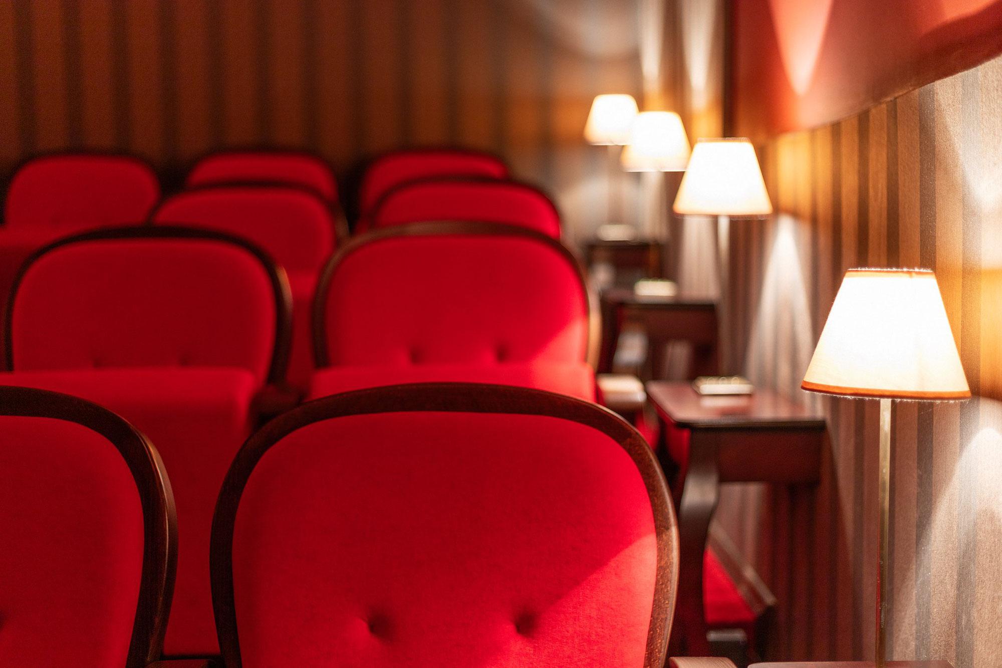 Fotos für die Kinos im Andreasstadel