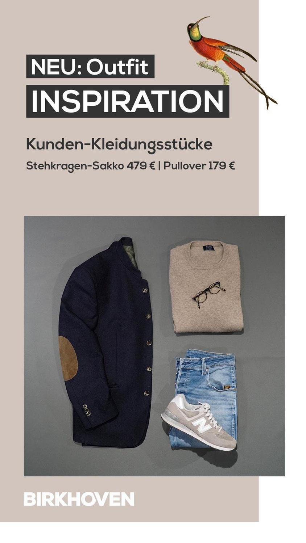 Outfit-Inspiration & Styleberatung für den Mann