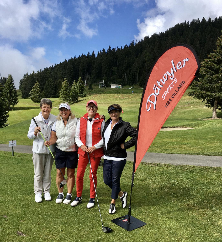 Amicale Dames Sponsors Dätwyler Sports