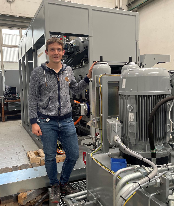 Reutlinger Modell Maschinenbau – Ein Einblick in das Schreiben der Bachelorarbeit bei WAFIOS