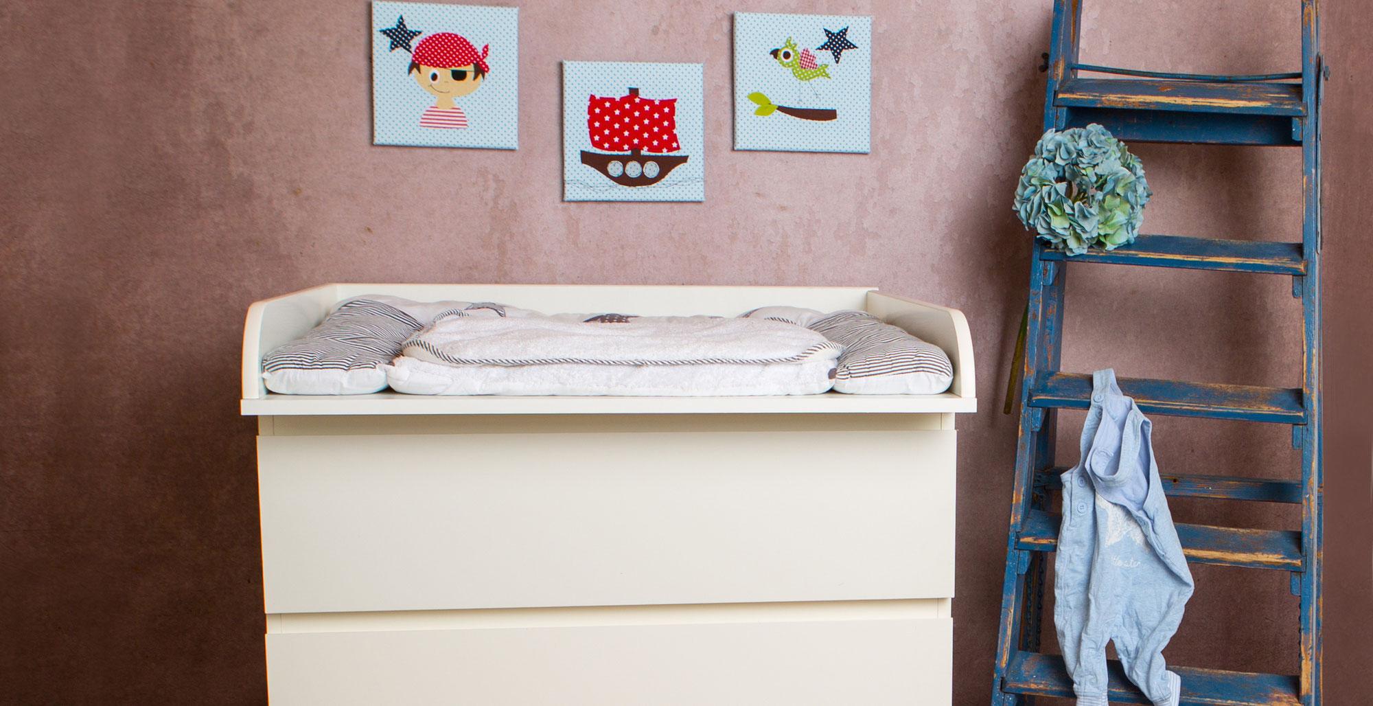 malm puckdaddy wickelaufs tze f r deine ikea kommode. Black Bedroom Furniture Sets. Home Design Ideas