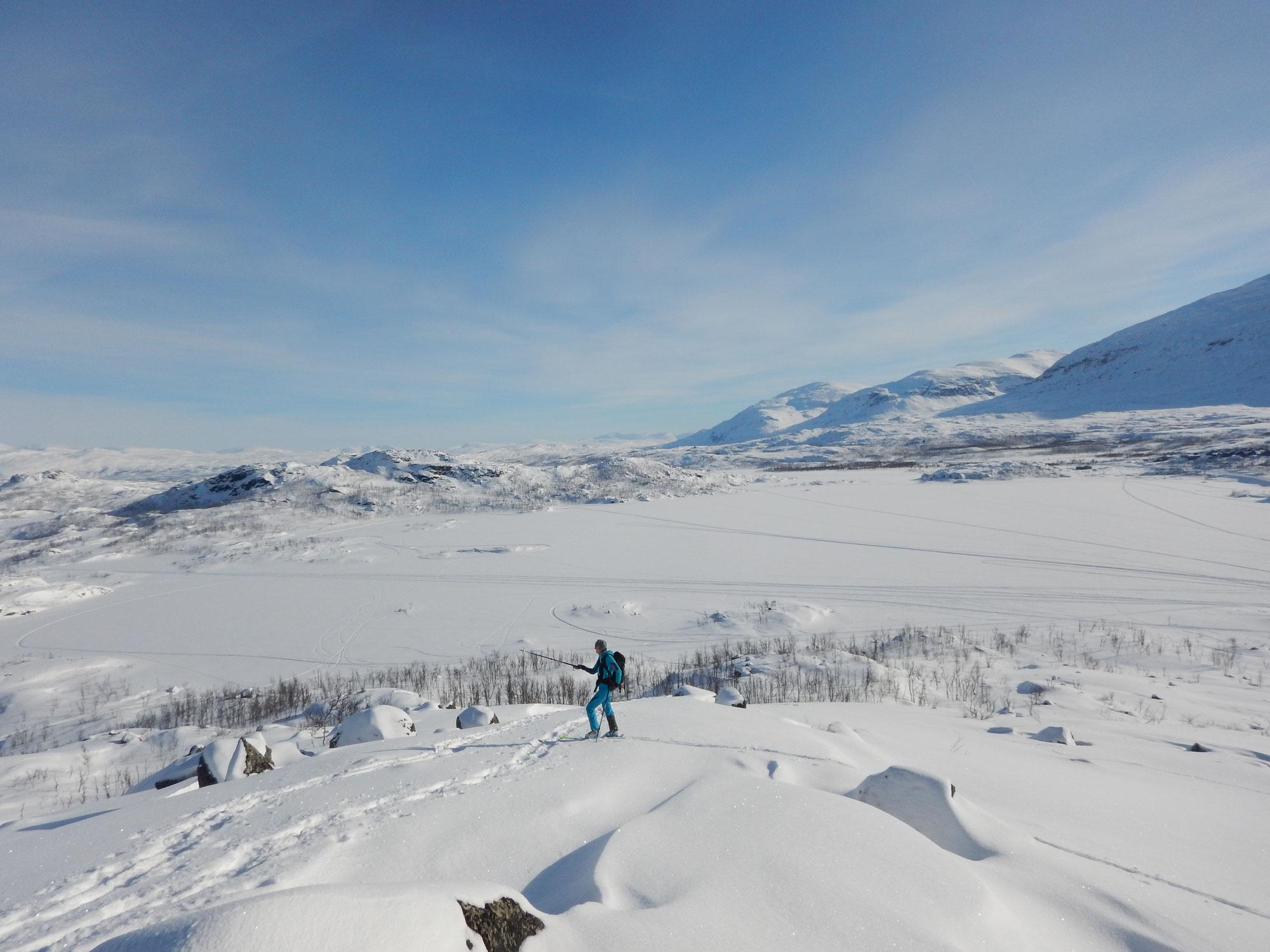Riksgränsen: Das nördlichste Skigebiet der Welt