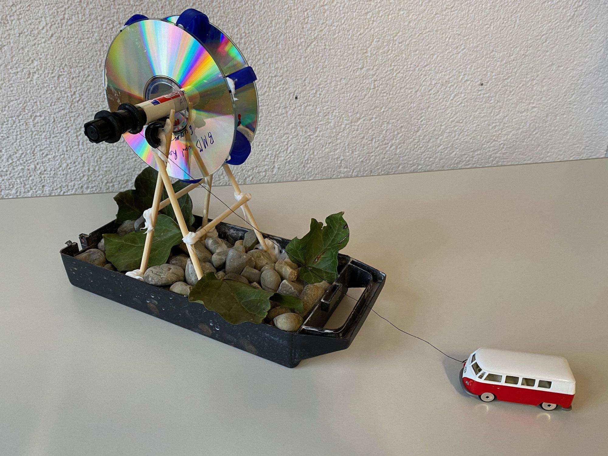 Projekt Modellbau - regenerative Energie