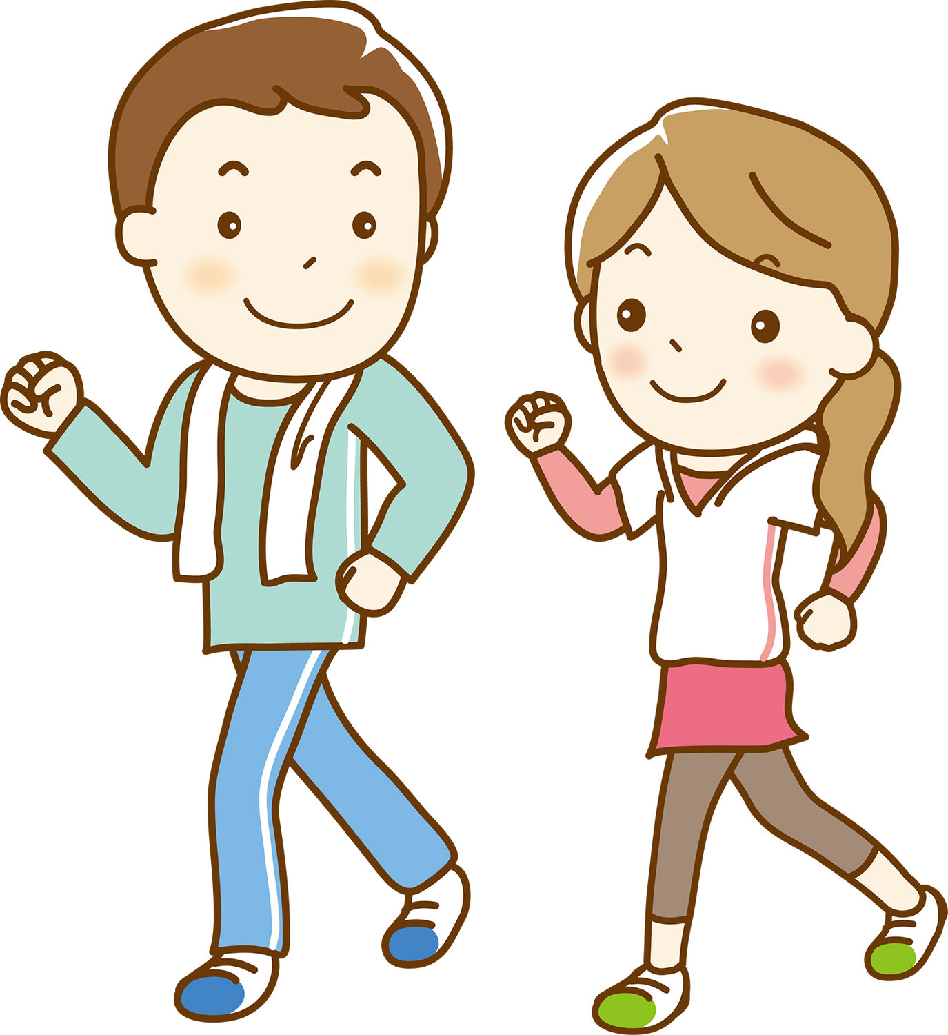 HappyNote is my partner who keeps walking toward the goal