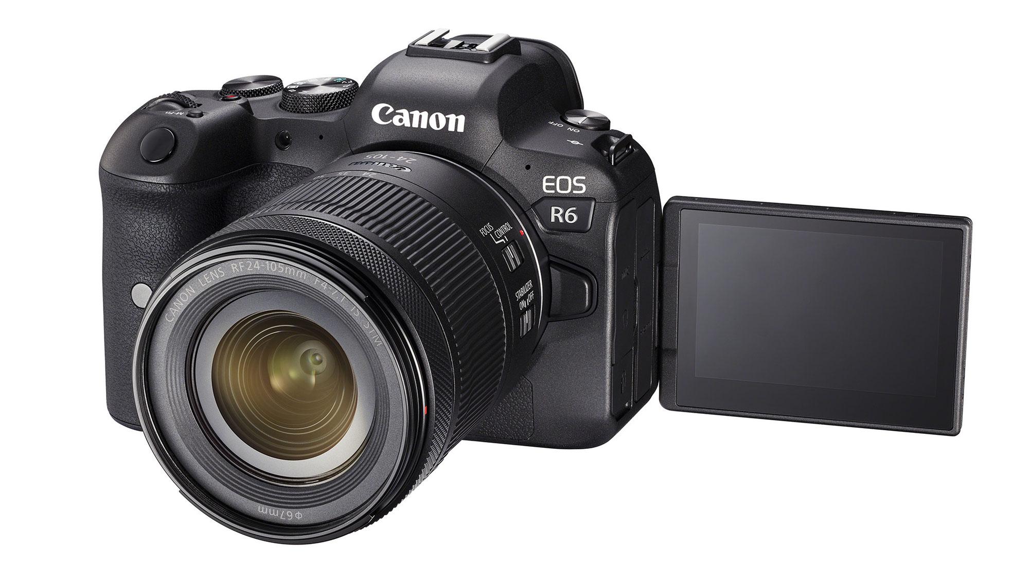 Canon EOS R6 - Lowlight Kamera