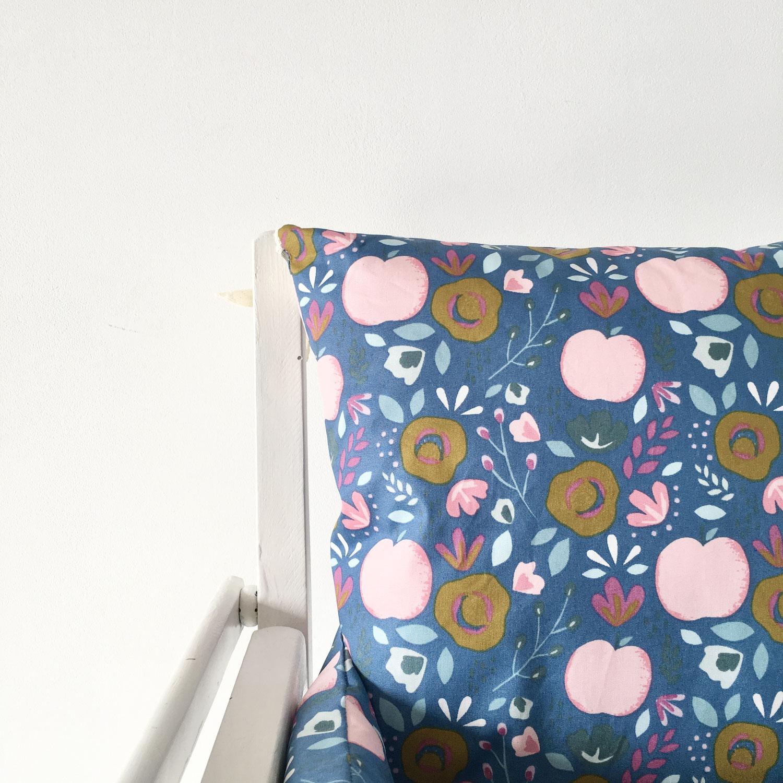 Coussin chaise haute Josephine