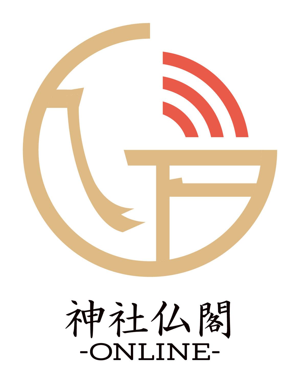株式会社神社仏閣オンライン様のコーポレートロゴを制作