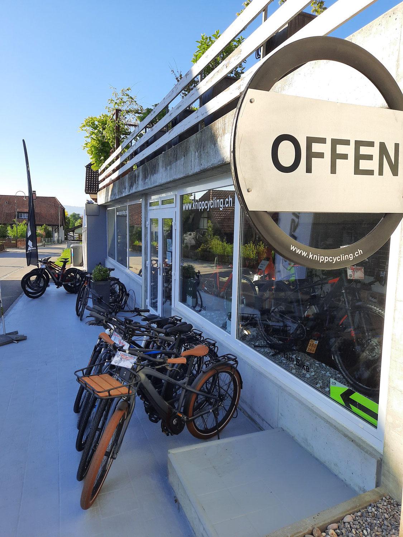 Ab 2. März ist der Shop wieder normal geöffnet.