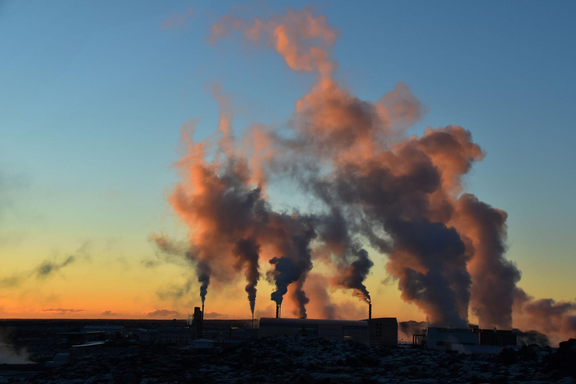 """Förderprogramm """"Dekarbonisierung der Industrie"""""""