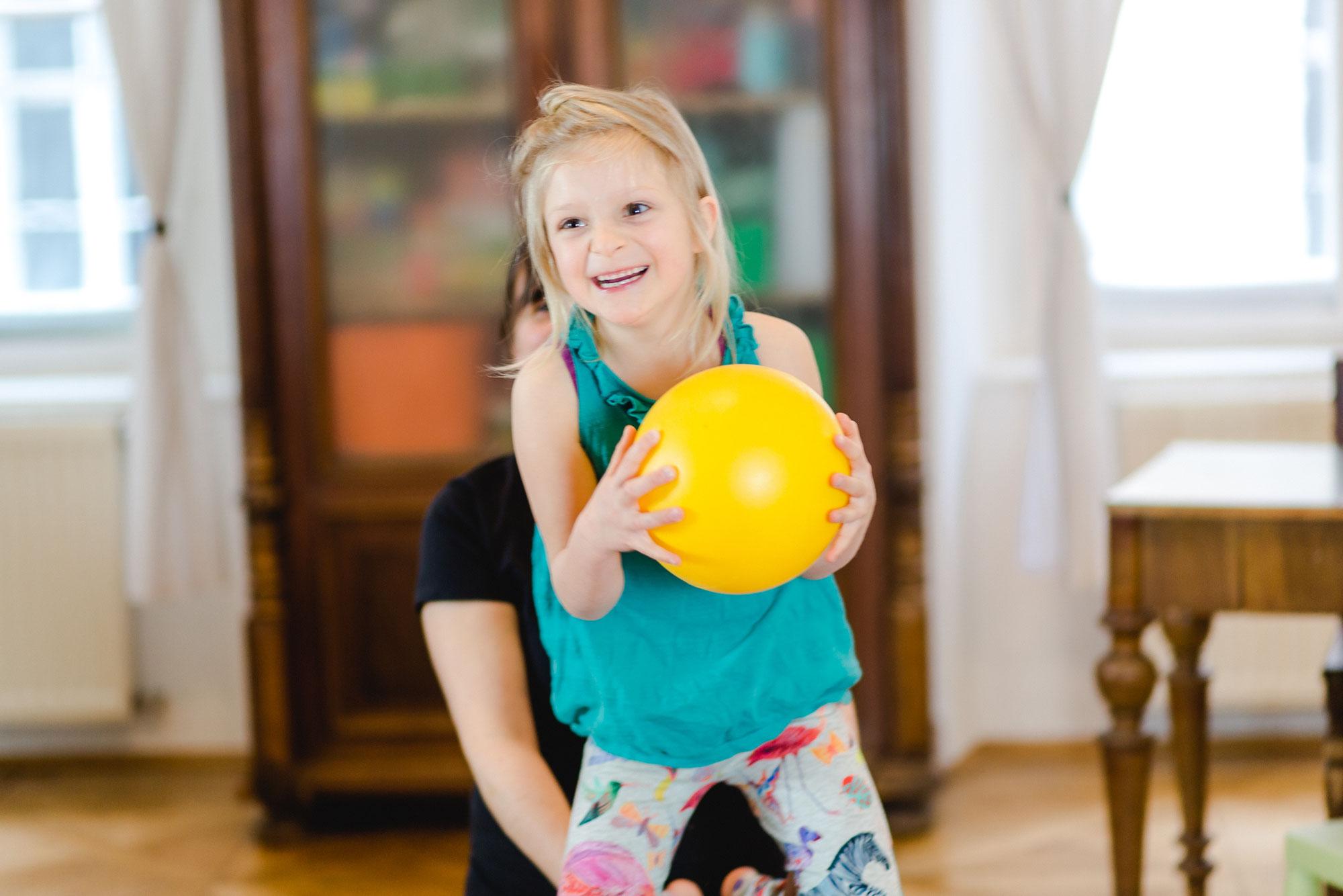 Fallbeispiel #1 - Mädchen mit Hüftdysplasie