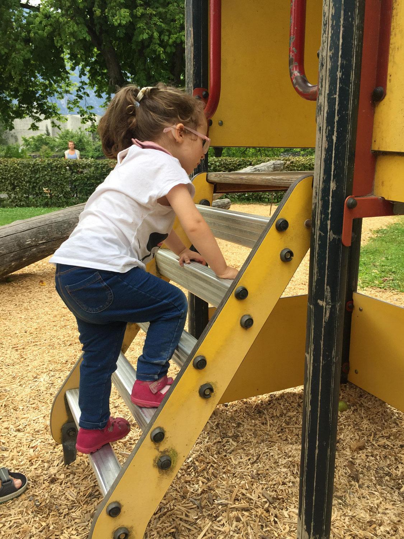 Fallbeispiel #7 - Mädchen mit einer Syndromerkrankung