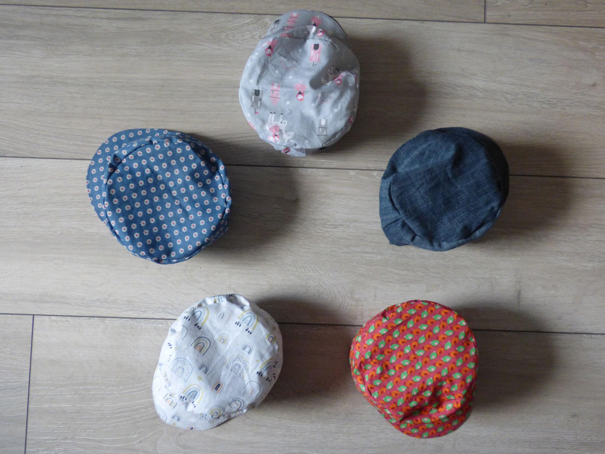 """Summer Hats"" für ""Handmade for refugees"""