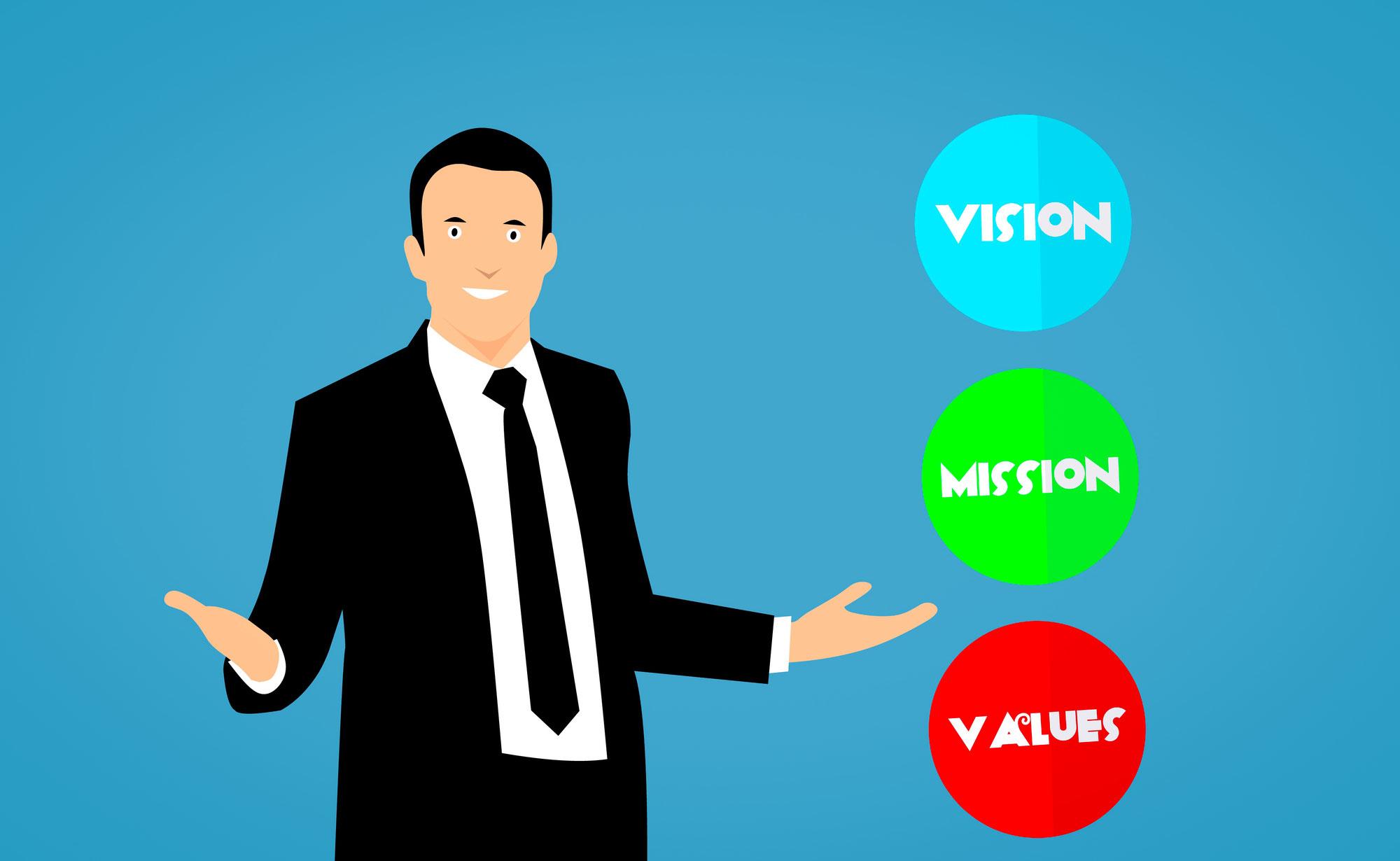 Les valeurs en bilan de compétences : une notion clé.