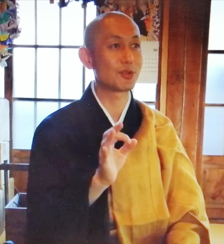 """Mönch Tanaka Toku'un: """"Und doch glaube ich, dass es Wandel im Herzen der Menschen gibt"""""""