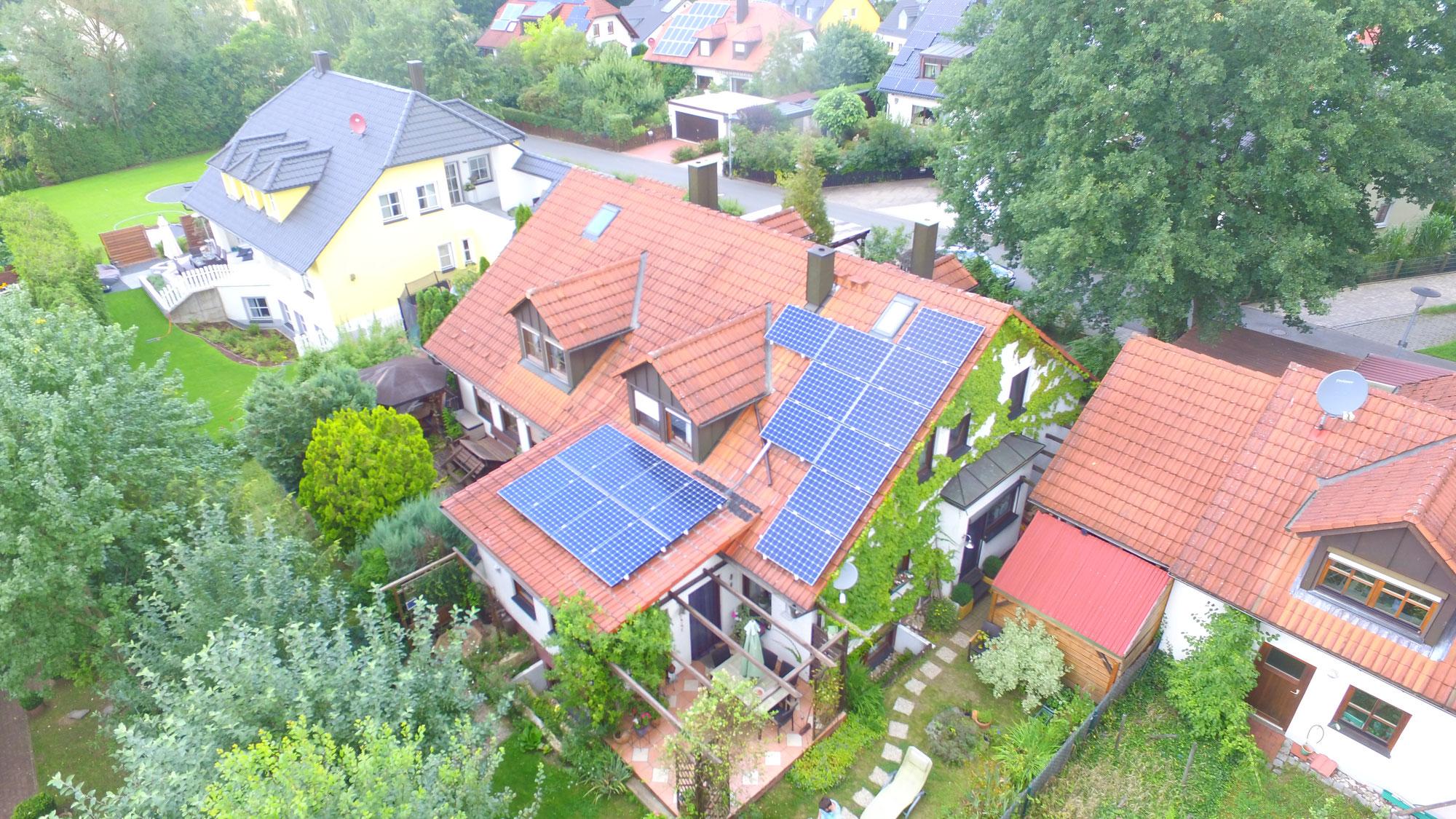 SOLAR-Photovoltaik in Lauf Schnaittach Simmelsdorf Hüttenbach und Neunkirchen am Sand