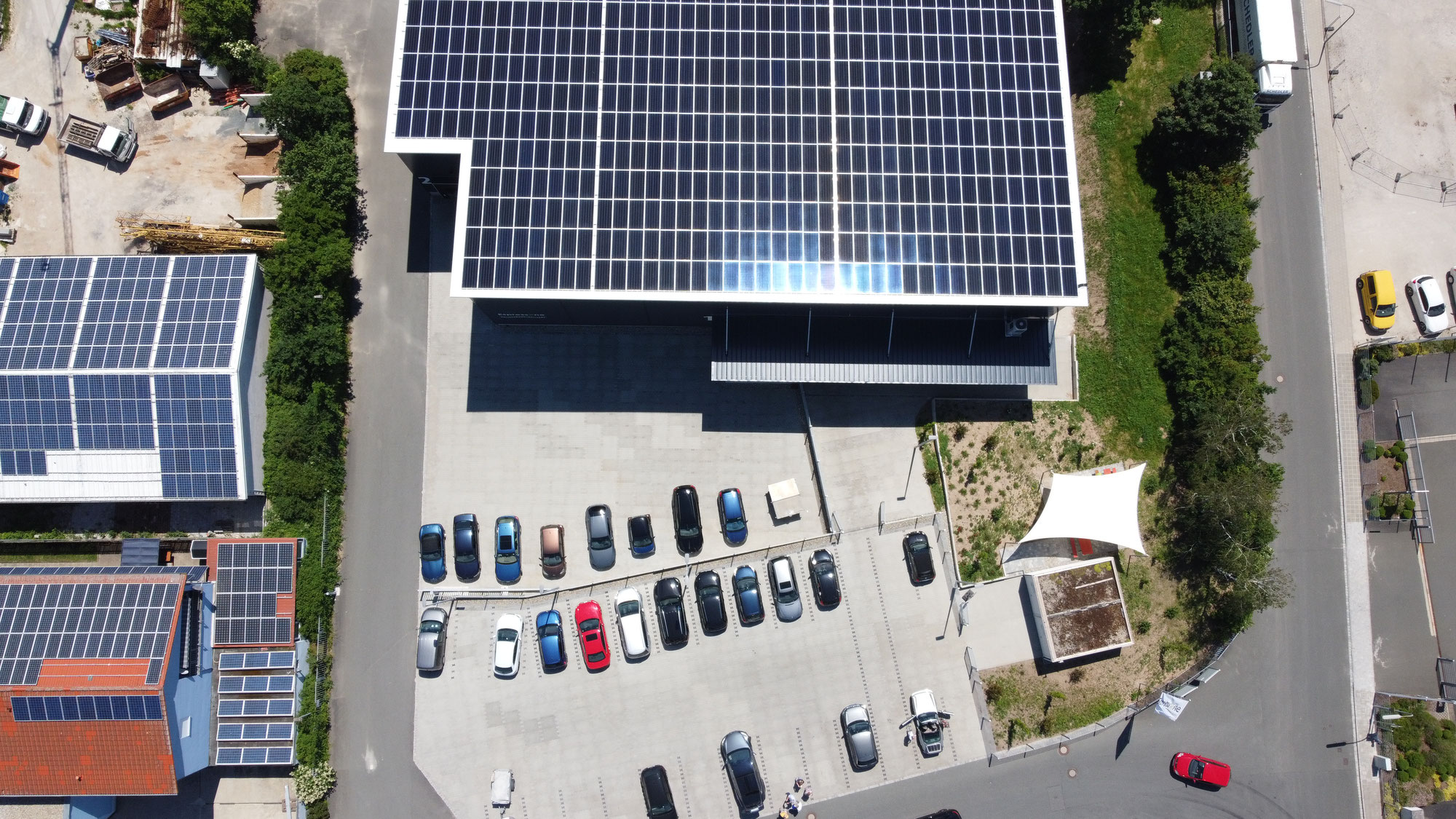 Agri-Solar und Agro-Photovoltaik