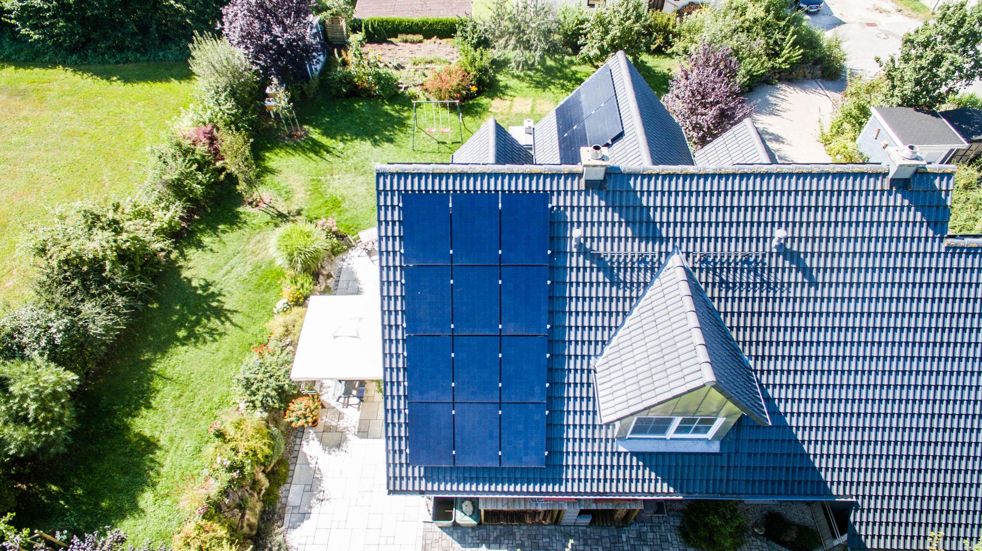 Photovoltaik-Solar-Anlage in Fürth