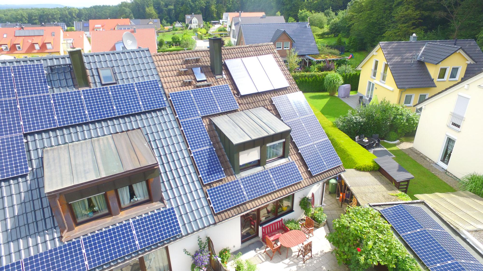 Photovoltaik Anbieter Erlangen
