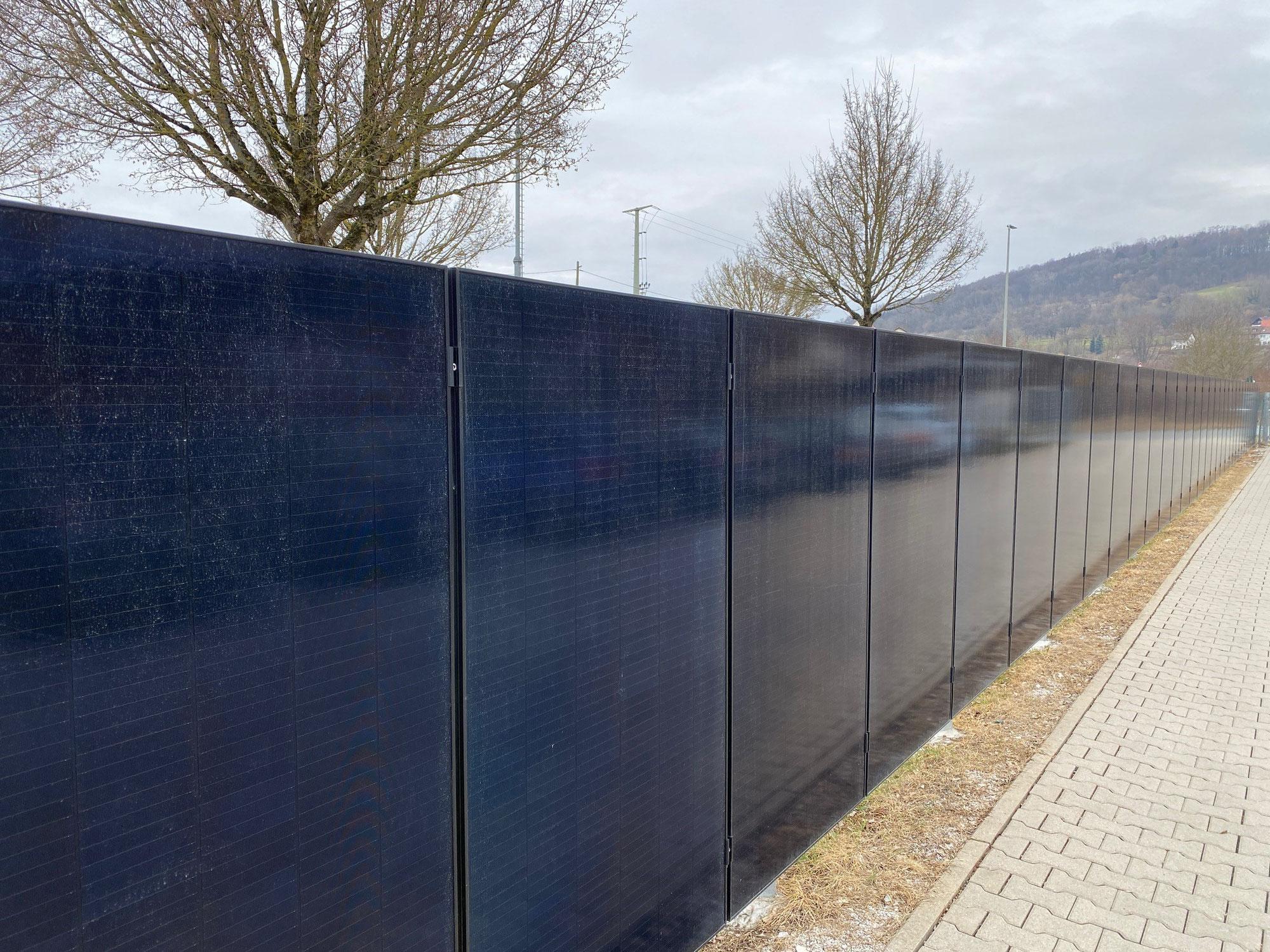 SOLAR-Photovoltaik und Wärmepumpe im Baugebiet 411 in Erlangen Büchenbach