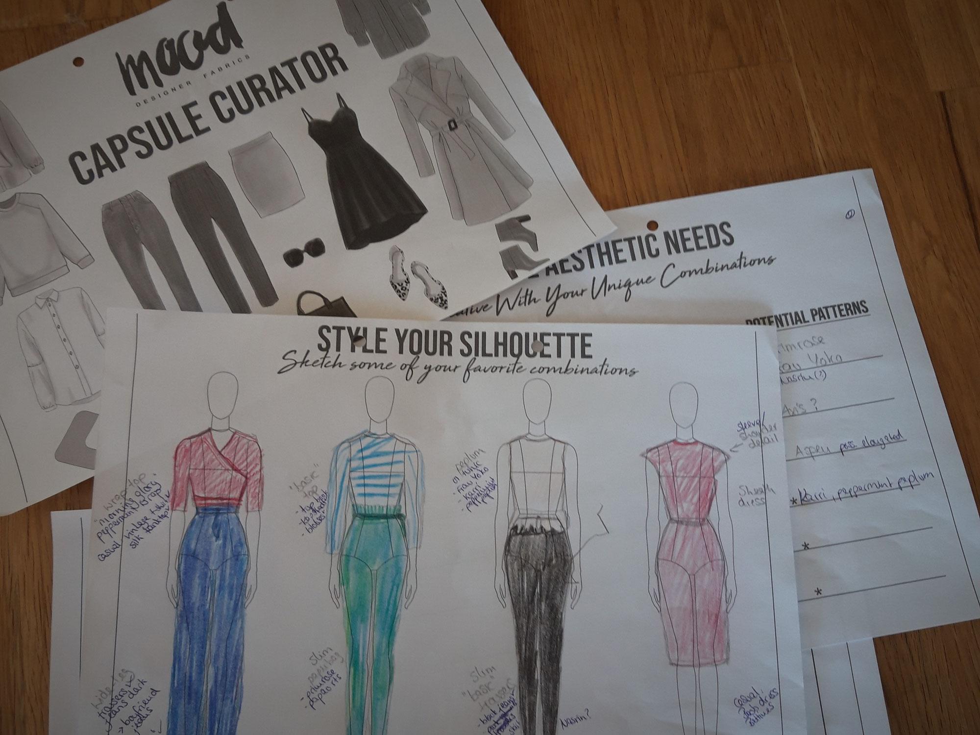 Wardrobe overhaul