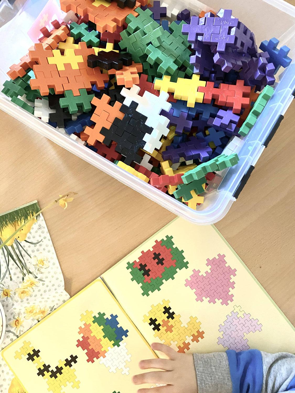 Spiel und Lernmaterialien für Kita-Kinder