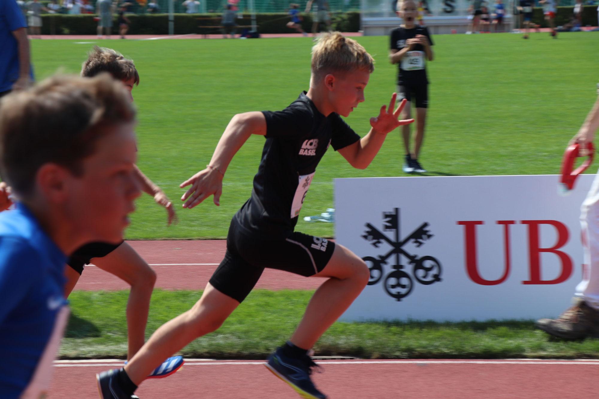 UBS Kids Cup Kantonalfinal in Riehen 2021